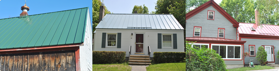 Newfield, ME | Performance Metal Roofing Contractor