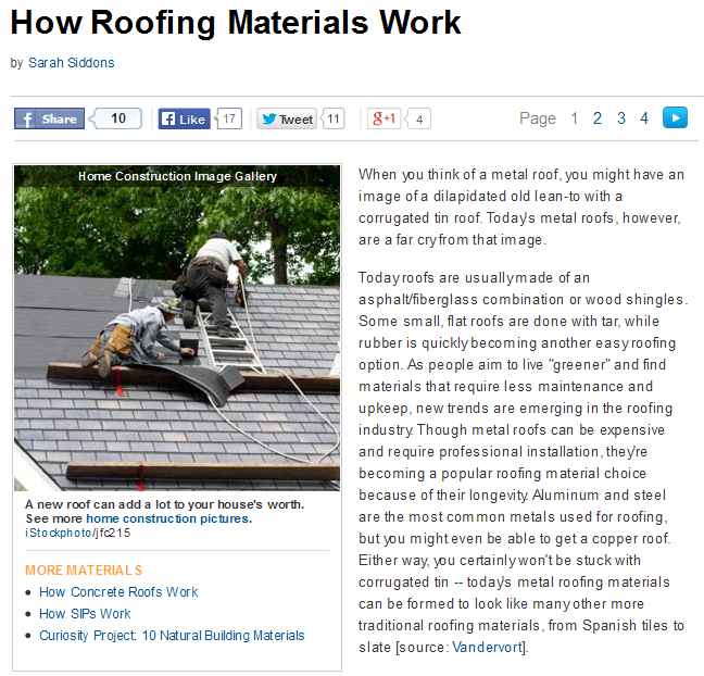 how-roofing-materials-work